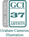 Graham-Cameron Illustration