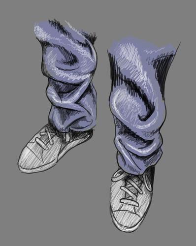 Legs 500