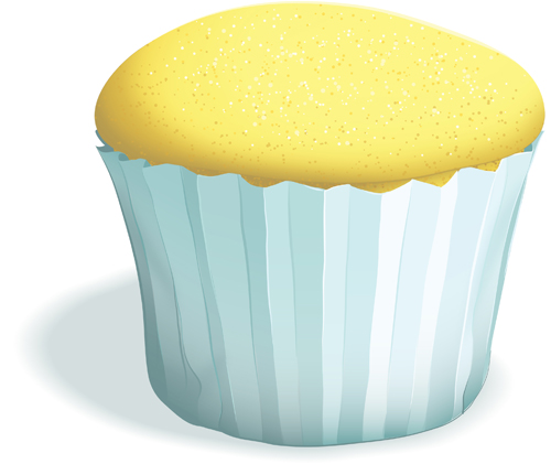 Plain Cupcake Karen B Jones