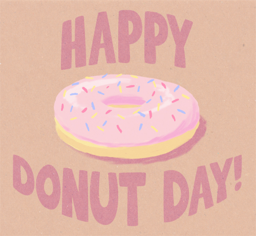 Happy Donut Day!