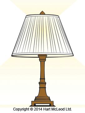 534 - Lamp