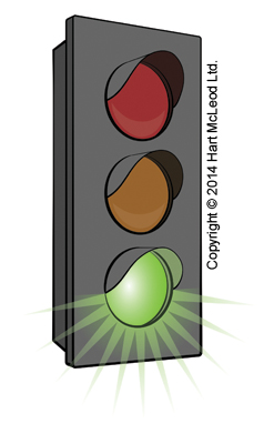 534 - Traffic Light