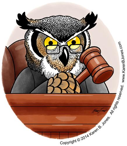 Judge Owl