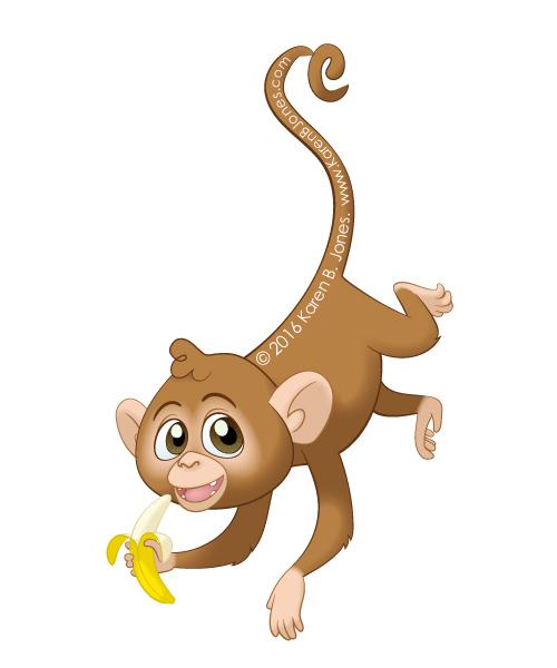 Monkey for Katie