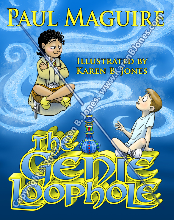 The Genie Loophole - Cover - Proof
