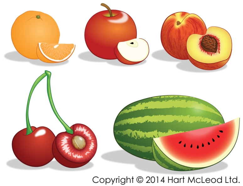 Fruit Samples