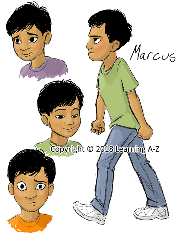 Character Sketch - Marcus v2 - Web