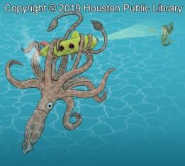 Undersea Vignette