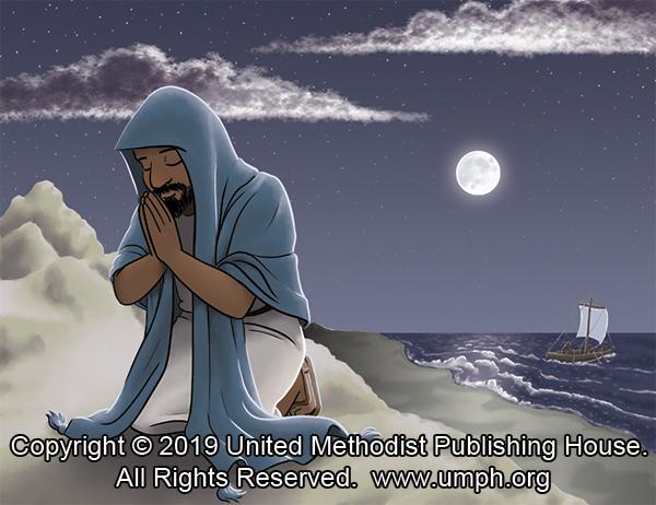 Jesus Story Page 2