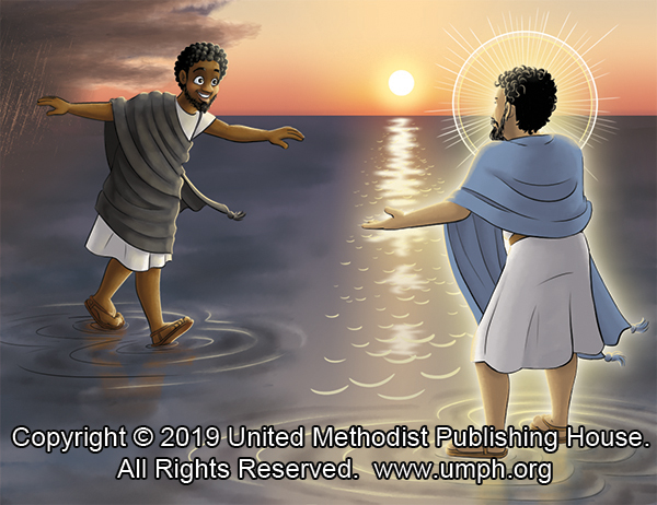 Jesus Story Page 5