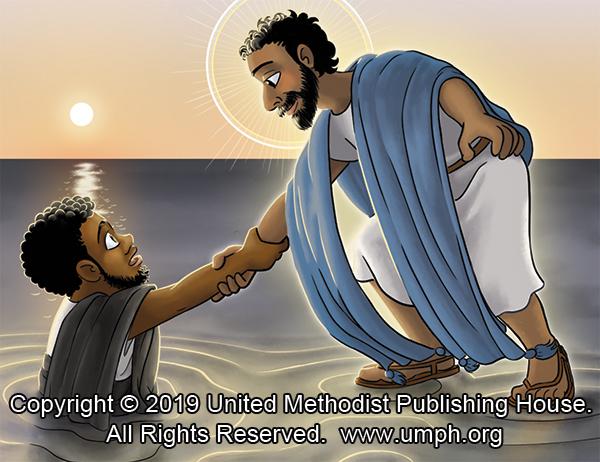 Jesus Story Page 7