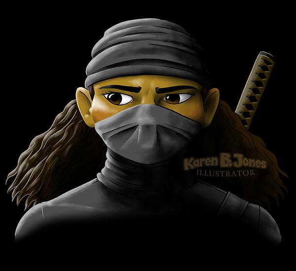 Ninja Headshot