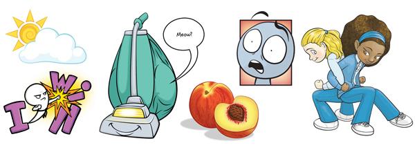 Spot Illustrations for Textbooks