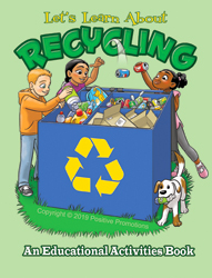 Let's Learn About Recycling - Cover
