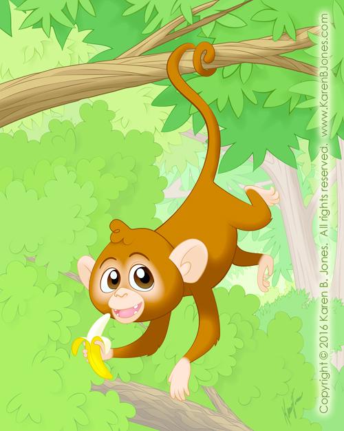 Monkey for iStock
